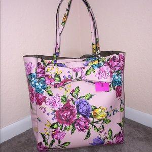 Betsey Johnson Floral Purse
